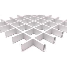 Грильято потолок 100x100