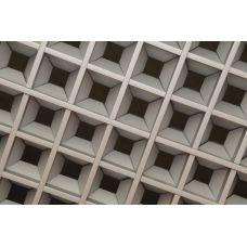 Грильято потолок «Пирамидальный»